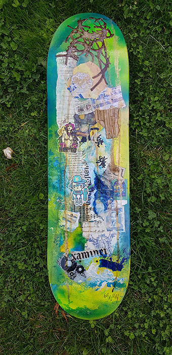 Guy Nouchy • skate2