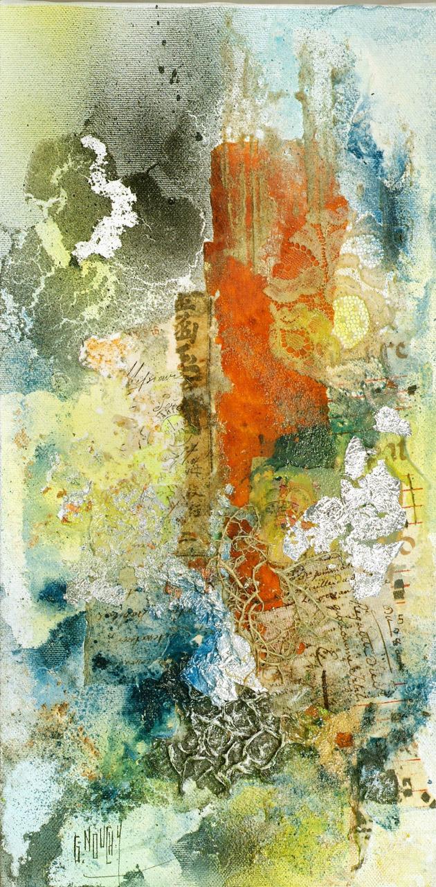 Guy Nouchy • Le temple du soleil